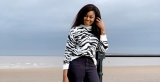 Yvonne Nelson Shows Her Street Style Prowess In This Cool Off-Duty Look