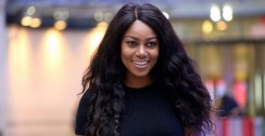 We Are Feeling Yvonne Nelson's Brand New Braid Hairstyle