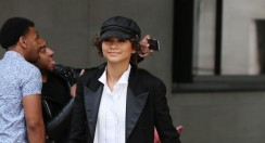 Leave It To Zendaya To Give The Tuxedo Jacket A Fresh New Meaning