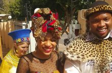 This Bride Wore Ankara Dress For Her Wedding And She Was Amazing